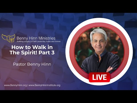 How to Walk in The Spirit! Part 3