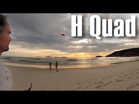 JBs H-Quad Trimming Quadcopter before FPV flight - Wilsons Promontory - UCOT48Yf56XBpT5WitpnFVrQ