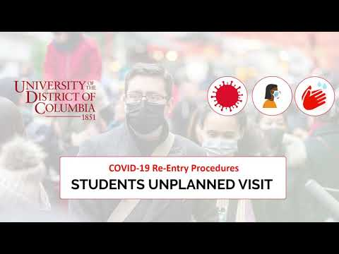 RISE UDC   COVID 19 Re Entry Students Unplanned