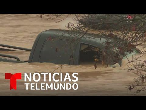 La tormenta tropical Eta impone su estela de destrucción y azota nuevamente a Florida