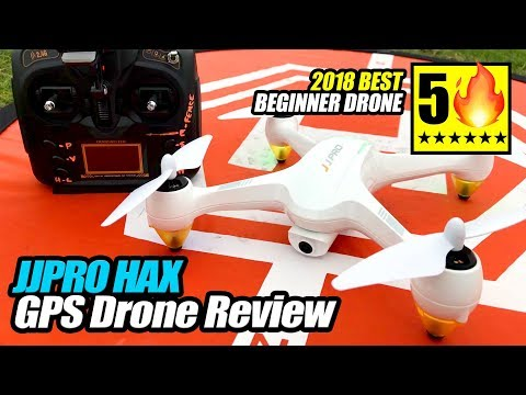 JJPRO X3 Hax Review - 2018 GPS FPV 1080p Drone - [ Pros & Cons, & Flight Test ]