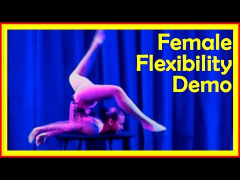 Contortion Beautiful Girls