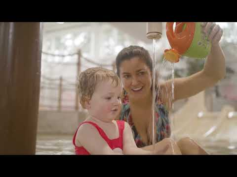 Wave hello to more family fun | The new Subtropical Swimming Paradise experience