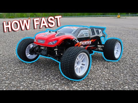 When RC Car RACING Goes BAD - Speed Test - TheRcSaylors - UCYWhRC3xtD_acDIZdr53huA