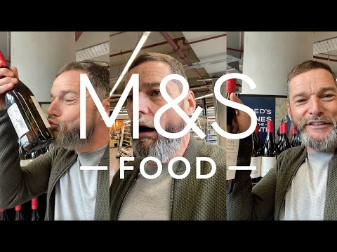 marksandspencer.com & Marks and Spencer Promo Code video: A taste of Fred Sirieix (and our Classics Albariño)...   WINE OF THE MONTH   M&S FOOD
