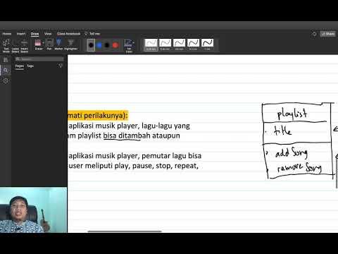 5 Langkah Mudah Membuat Class Diagram