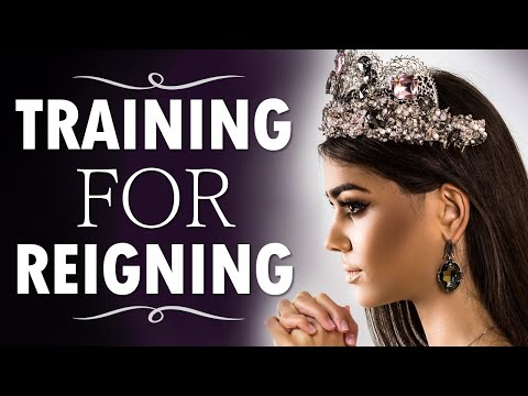 TRAINING for REIGNING - Morning Prayer
