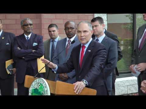 EPA Chief Makes First Superfund Site Visit