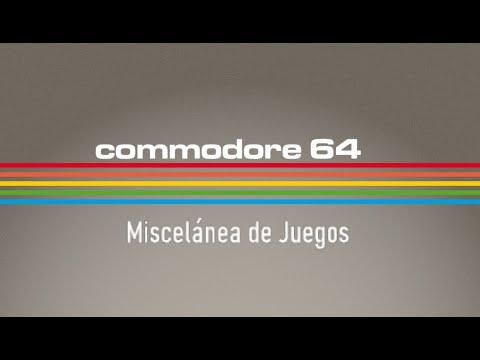 Directitos in the middle of the Night: Miscelánea de Juegos - C64 Real 50 Hz