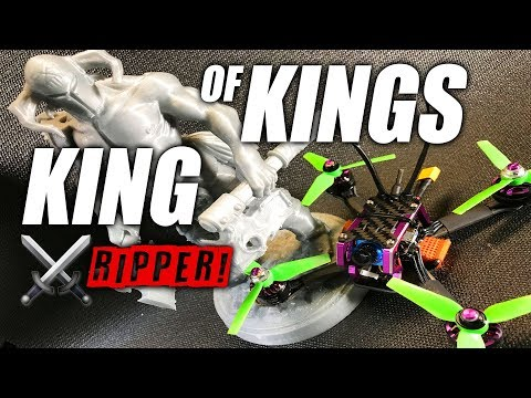 MICRO KING OF KINGS! - Skyzone S140 Fpv Racer - [ Full Review, LOS, FPV ]