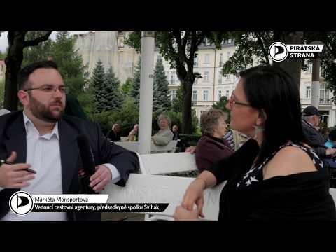 06 - Markéta Monsportová - Rozhovor s pirátem před volbami do PS 2017