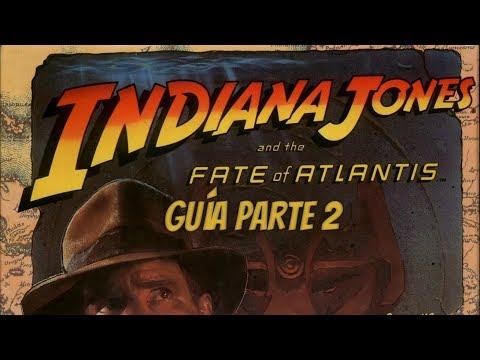 Guía Indiana Jones and the Fate of Atlantis (Parte II)