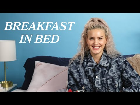 Breakfast In Bed With Anne-Marie ? Tasty