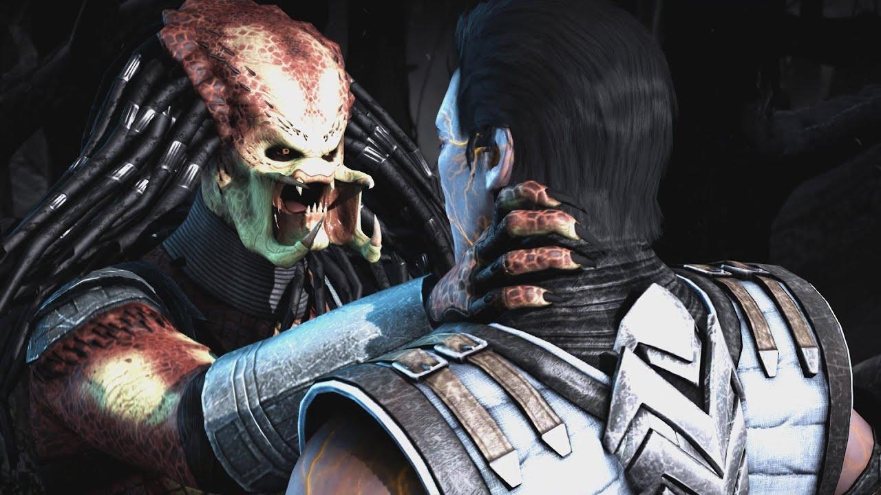 Mortal Kombat X - Predator Unmasked/No Mask Does All