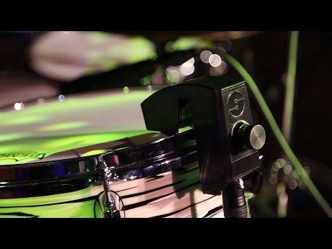Greg Hutchinson - Sensory Percussion by Sunhouse