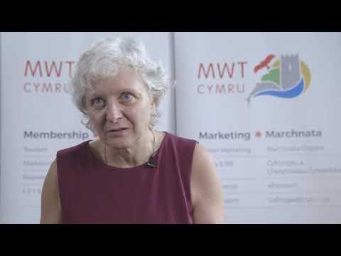 MWT Cymru - Finalist: Tech for Good 2018 / Terfynol: Technoleg er Lles 2018