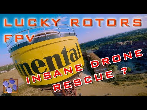 FPV German Drone Freestyle - EPIC RESCUE CONTINENTAL TOWER - (Paderborn Germany 2018) Lucky Rotors - UCvH7lpkR9DxGd3OCi6Nwn4A