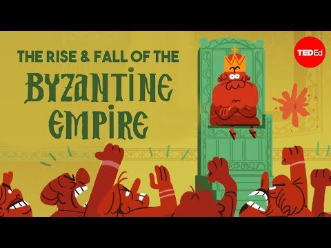 The rise and fall of the Byzantine Empire - Leonora Neville - UCsooa4yRKGN_zEE8iknghZA