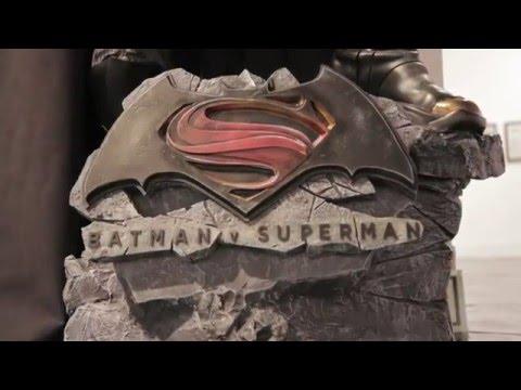 "Batman v Superman - #UniversoDCComicsMadrid - ""Cómo se hizo"" HD"
