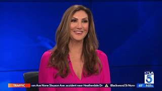 Comedian Heather McDonald Talks about Using her Family as Material for her Show