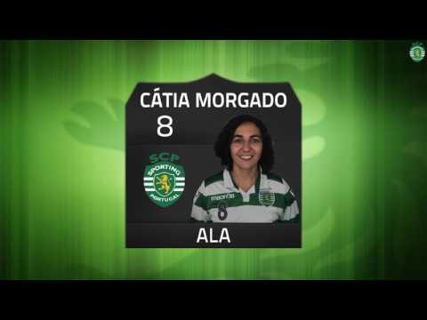 16/17 Resumo/Golos 2ª Fase Jornada 8 - Campeonato Nacional Feminino - Golpilheira 0 x 2 Sporting CP