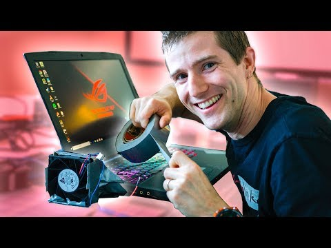World's CRAZIEST 5GHz LAPTOP