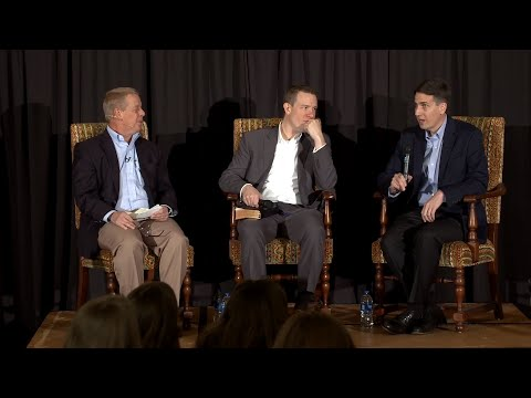 Panel Discussion with  Gabe Fluhrer, Stephen Nichols, and John Tweeddale