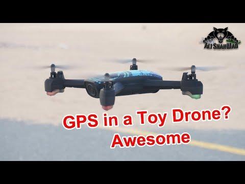 JJRC H55 Tracker Cheap GPS 720P HD Camera WIFI FPV Quadcopter - UCsFctXdFnbeoKpLefdEloEQ