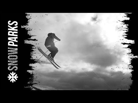 SkiStar Snow Parks - How-To - Uthopp och landning