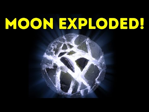 What If We Try To Explode The Moon?