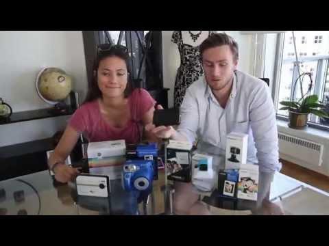 Thea og Tobias Tester Ting: «Polaroid-kameraer»
