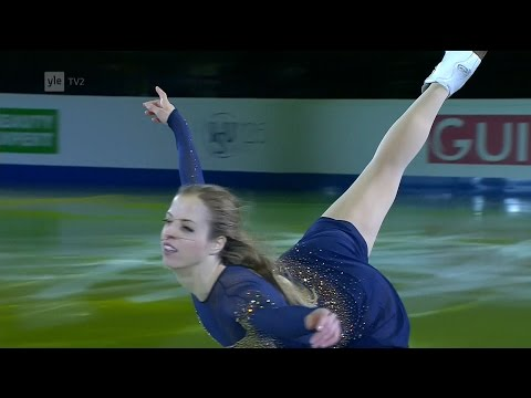 Carolina Kostner  - Closing Gala - 2017 European Figure Skating Championships