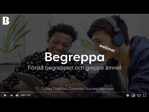Webinar on-demand: Begreppa