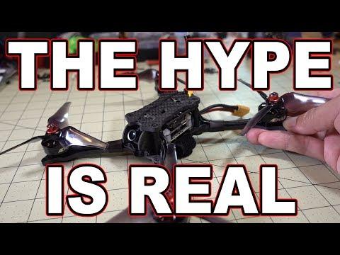 EMAX Hawk 5 FPV Racing Drone Review  - UCnJyFn_66GMfAbz1AW9MqbQ