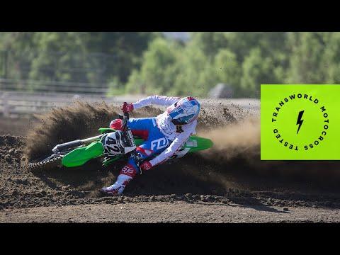 First Impression Of The 2019 Kawasaki KX 450 | TransWorld Motocross