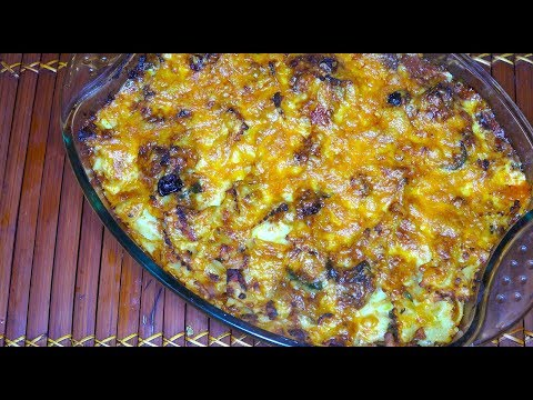 Tuna Mushroom Tomato Pasta Cheese - Tuna Cheesebake - How to make Baked pasta with Tuna