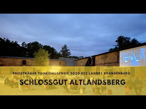 Tourismuspreis 2020 des Landes Brandenburg: Schlossgut Altlandsberg