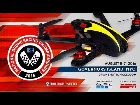 Official 2016 GoPro National Drone Racing Championships ESPN | drones racing national championships - UCB4TNffUUa6c33u7Wqh5vsA