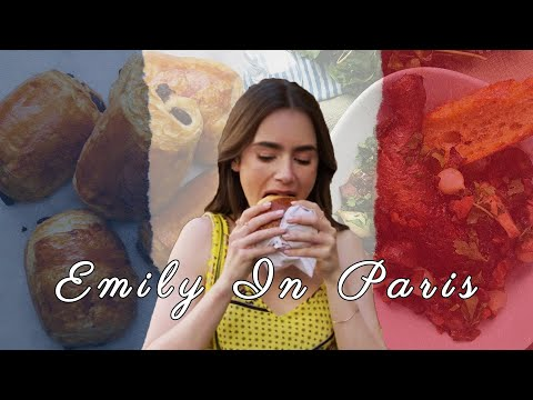 Recipes To Make You Feel Like You're Emily In Paris ? Tasty Recipes