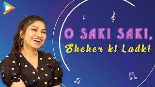 """After Aashiqui 2 people are comparing…"": Tulsi Kumar | O Saki Saki, Sheher Ki Ladki, Kabir Singh"