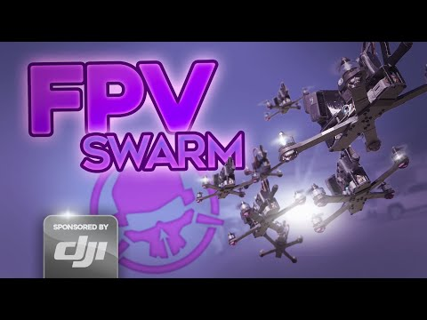 Flying 8 FPV Drones at the SAME TIME - UCemG3VoNCmjP8ucHR2YY7hw