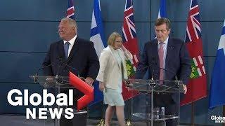 Ontario provides Toronto police $3M to double CCTV cameras
