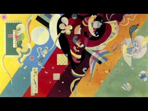 Великие художники и их картины. Василий Кандинский и его абстрактные картины. http://art7u.ru photo