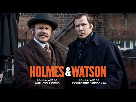 HOLMES & WATSON. Con las voces de Santiago Segura y Florentino Fernández. En cines 22 de febrero.