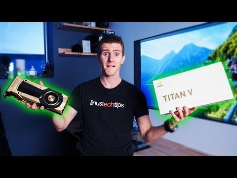 Nvidia Titan V - Classic ...