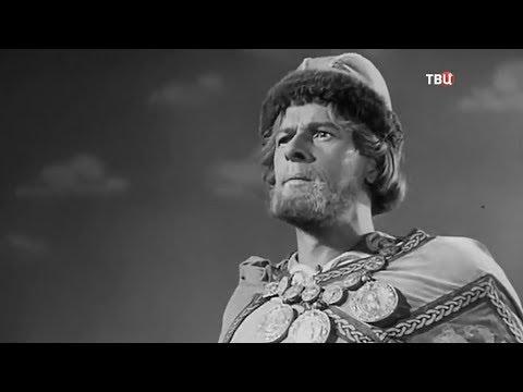 Николай Черкасов. Звезды советского кино