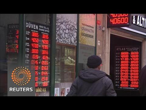 Turkey's central bank sticks by its lira defence