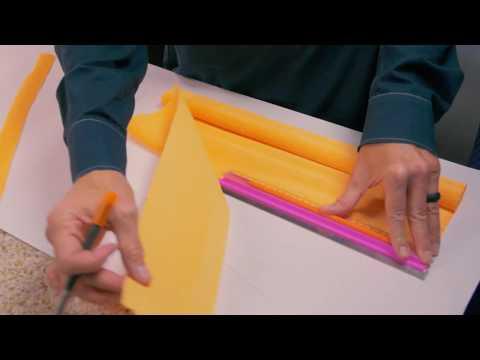 Slice Ceramic Blades Cut Crepe Paper