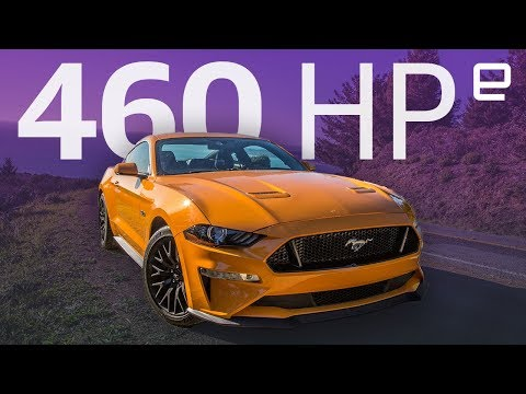 2018 Mustang GT Fastback review