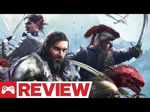 Divinity: Original Sin 2 Definitive Edition Review - UCKy1dAqELo0zrOtPkf0eTMw